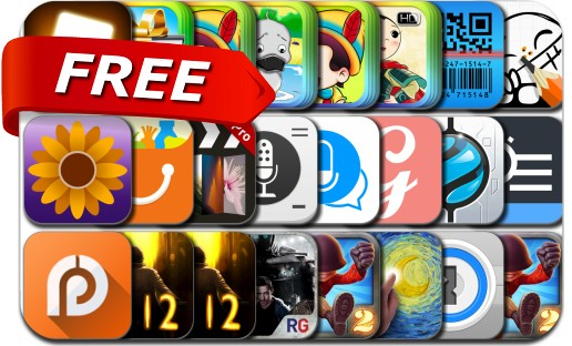 iPhone & iPad Apps Gone Free - September 17, 2014