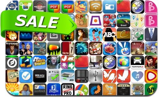iPhone & iPad App Price Drops - October 12