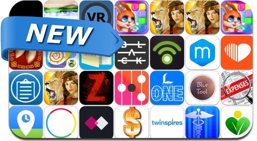 Newly Released iPhone & iPad Apps - April 4, 2015