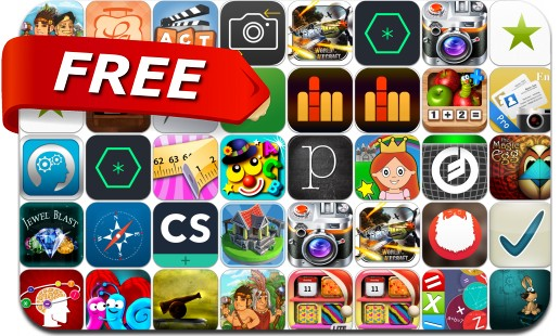 iPhone & iPad Apps Gone Free - January 24