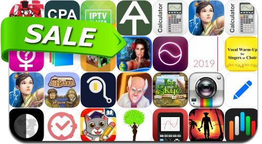 iPhone & iPad App Price Drops - February 6, 2019