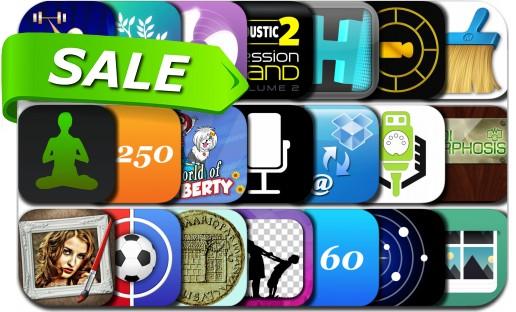 iPhone & iPad App Price Drops - July 4, 2016