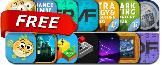 iPhone & iPad Apps Gone Free - August 4, 2016
