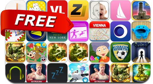iPhone & iPad Apps Gone Free - April 17, 2014
