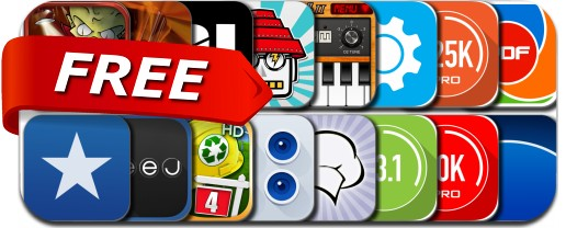 iPhone & iPad Apps Gone Free - April 21, 2015