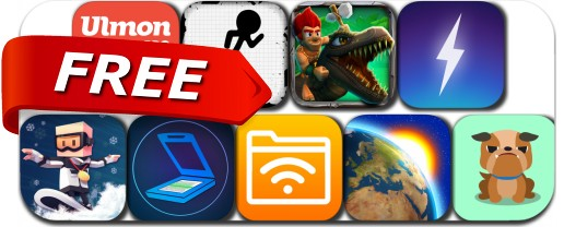 iPhone & iPad Apps Gone Free - June 15, 2017