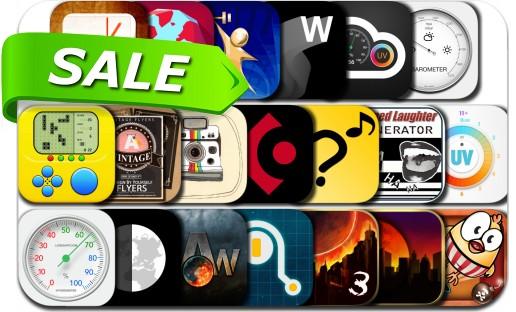iPhone & iPad App Price Drops – March 25, 2019 | iOSnoops