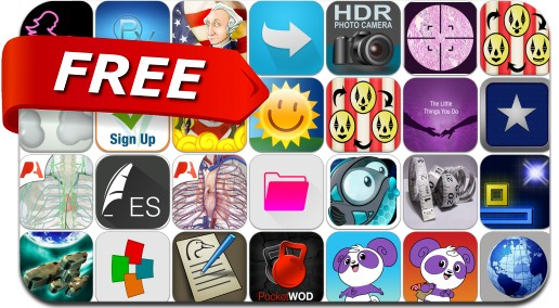 iPhone & iPad Apps Gone Free - November 12