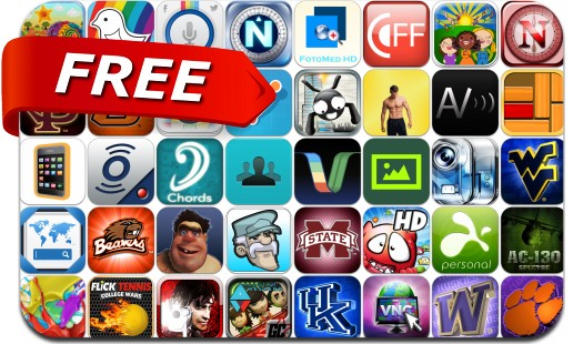 iPhone & iPad Apps Gone Free - September 1