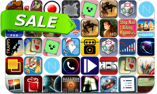 iPhone & iPad App Price Drops - September 23, 2014
