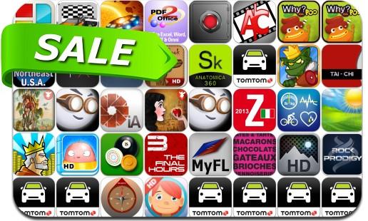 iPhone & iPad App Price Drops - September 12