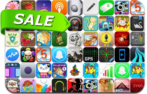 iPhone & iPad App Price Drops - May 30, 2014