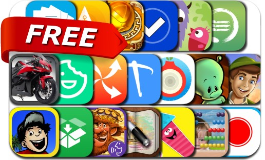 iPhone & iPad Apps Gone Free - March 19, 2016