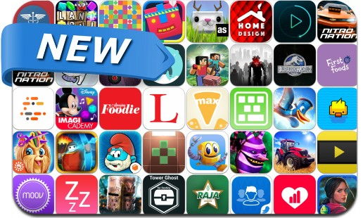 Newly Released iPhone & iPad Apps - May 15, 2015