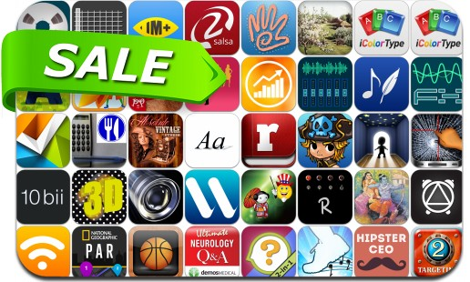 iPhone & iPad App Price Drops - May 13, 2014