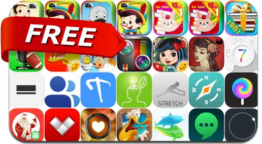 iPhone & iPad Apps Gone Free - December 17, 2015