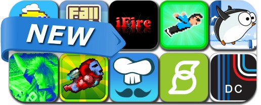 Newly Released iPhone & iPad Apps - February 24, 2014