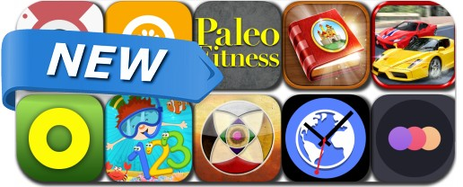 Newly Released iPhone & iPad Apps - June 22, 2015