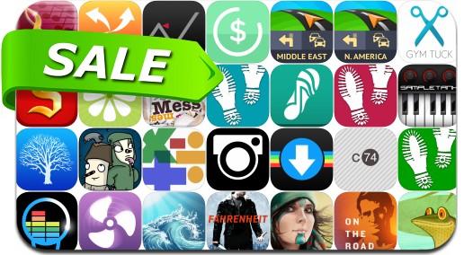 iPhone & iPad App Price Drops - June 4, 2015