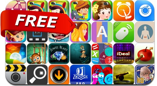 iPhone & iPad Apps Gone Free - November 2, 2014