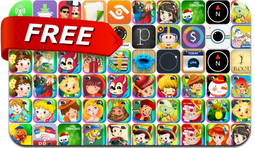 iPhone & iPad Apps Gone Free - April 2, 2015