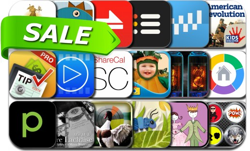 iPhone & iPad App Price Drops - October 26, 2014