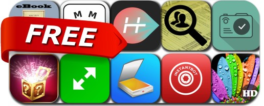 iPhone & iPad Apps Gone Free - December 7, 2015