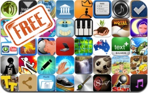 iPhone and iPad Apps Gone Free - October 9