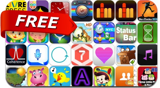 iPhone & iPad Apps Gone Free - January 18