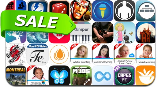 iPhone & iPad App Price Drops - May 14, 2016