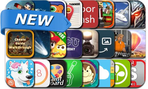 Newly Released iPhone & iPad Apps - October 13