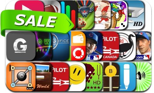 iPhone & iPad App Price Drops - October 20, 2015