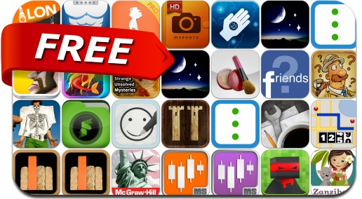 iPhone & iPad Apps Gone Free - June 23