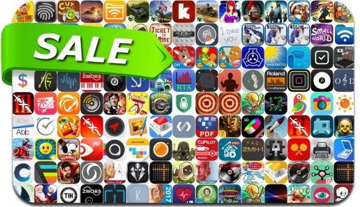 iPhone & iPad App Price Drops - November 24, 2016