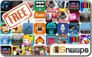 iPhone and iPad Apps Gone Free - June 11