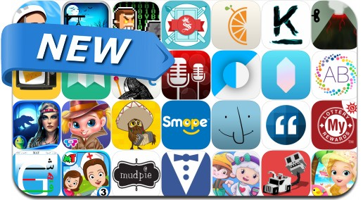 Newly Released iPhone & iPad Apps - September 17, 2015