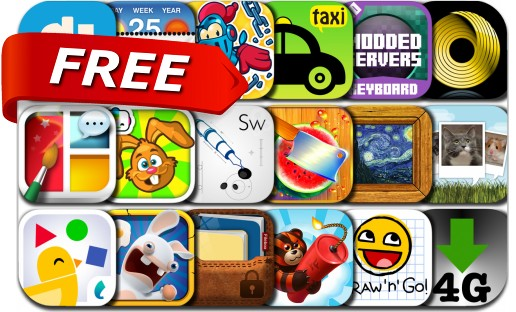iPhone & iPad Apps Gone Free - March 10, 2016