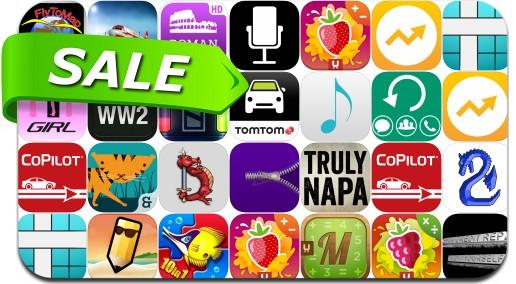 iPhone & iPad App Price Drops - August 15, 2015