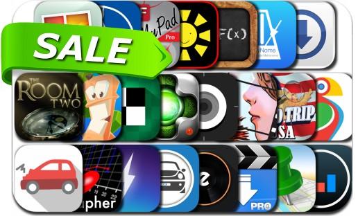 iPhone & iPad App Price Drops - November 7, 2015