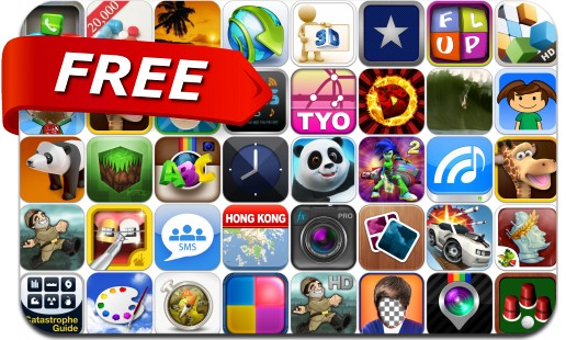 iPhone & iPad Apps Gone Free - July 20