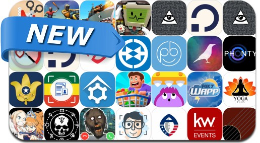 Newly Released iPhone & iPad Apps - February 9, 2019