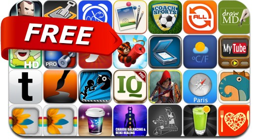 iPhone & iPad Apps Gone Free - March 5