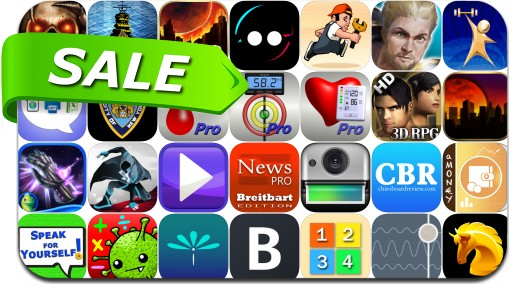 iPhone & iPad App Price Drops - May 14, 2018