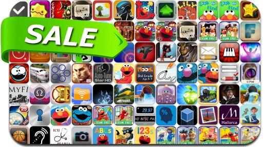 iPhone & iPad App Price Drops - September 13