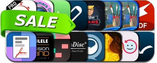 iPhone & iPad App Price Drops - June 2, 2018