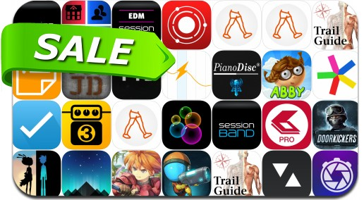 iPhone & iPad App Price Drops - June 27, 2017