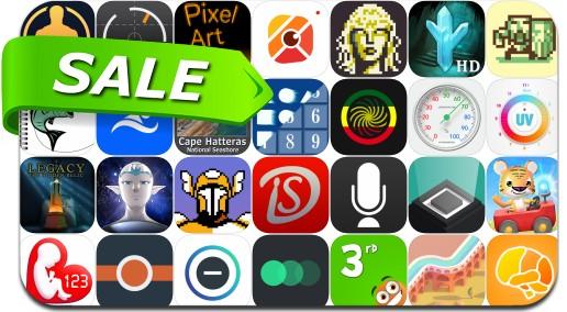 iPhone & iPad App Price Drops - July 19, 2019
