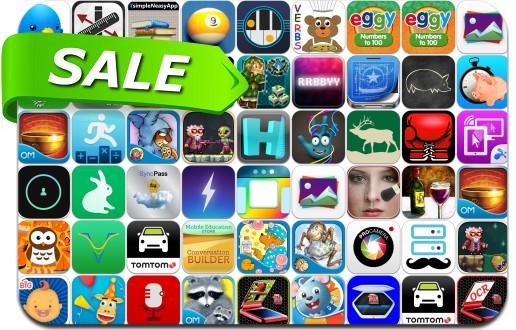 iPhone & iPad App Price Drops - January 23
