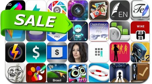 iPhone & iPad App Price Drops - November 18