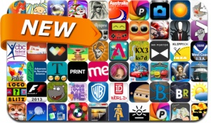 Newly Released iPhone and iPad Apps - November 17